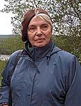 Н.Д.Солженицына на Соловках