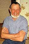 Преподаватель СМК яхтенный капитан Виктор Владимирович Щербак. 2002 г.