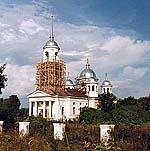 Церковь Рождества Христова на р.Паша