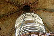Остров Топ: остатки маячного устройства. 2002 г.