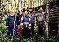 Экспедиция в Абакумихе. Август 2003 г.