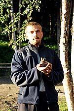 Андрей Устинов. 2007 г.