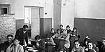 В соловецкой школе. Фото 1960-х гг.