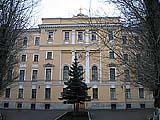 Илл.4. Здание Санкт-Петербургской Духовной академии