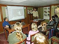 Дмитрий Лебедев рассказывает о строительстве реплики голландской яхты Святой Петр
