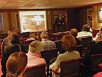 Павел Филин рассказывает о концепции Соловецкого морского музея