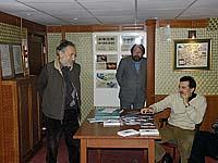 М.И.Мильчик пожелал музею дальнейших творческих успехов