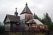 Церковь в Шальском