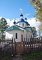 Новый храм в Пудоже
