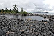 Остров Большой Голец