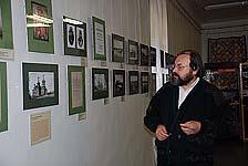 Первую экскурсию ведет Василий Матонин