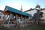 Звонница Соловецкого монастыря