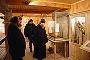 Морская история Соловецкого монастыря в экспонатах музея. Январь 2010 г.