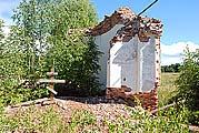 Храм Рождества Богородицы и место захоронения прп. Корнилия Палеостровского