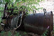 Локомобили бывшего лесозавода