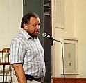 Предприниматель Сергей Поздняков