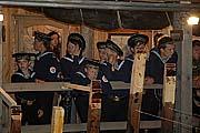 Соловецкие юнги на открытии музея