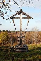 Источник святого Филиппа в Филипповской (Иисусовой) пустыни. 2001 г.
