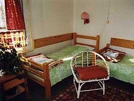 Один из номеров гостиницы