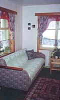 Интерьер номера гостиницы
