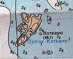 Карта Коткано