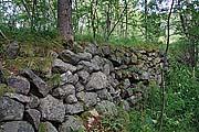 Фундамент монастырской постройки