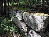 Фундамент келейного корпуса