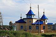 Новый храм в Лопшеньге