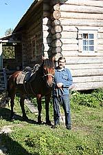 Владимир Лагута, член Издательского Совета Соловецкого монастыря, фотохудожник. 2007 г.