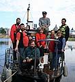 Команда перед отплытием