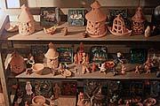 Изделия керамической мастерской. Январь 2010 г.