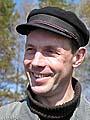 Директор Онежского музея Алексей Крысанов. Фото А.Лаушкина