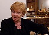 Гостеприимная хозяйка Ксения Николаевна Сенкевич. Фото С.Мальцева
