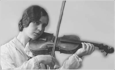 Раиса Денисовна Сысоева. 1932 г. Ленинград