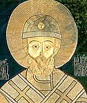 Митрополит Филипп. Покров надгробный. 1650. Московский Кремль