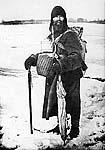 Странник. Фото 1900-х гг.