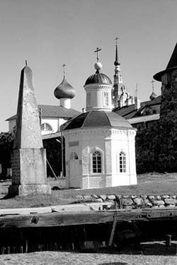 Часовня св. ап. Петра после реставрации, 2001 г.