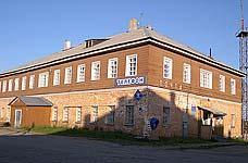 Училищный корпус