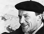 Глеб Васильев в 1958 г.