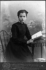 Наталья Васильева. 1910-е гг.