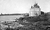 Благовещенский собор. Фото 1920-х гг.