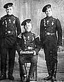 Пушлахоты на Первой мировой. Фото из архива Пушлахты