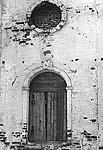 Илл. 14. Окна первого яруса церкви