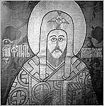 Святитель Филипп, священномученик, митрополит Московский и всея Руси. Покров, шитье, 1649 г.