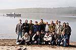 Трудники Фонда Андрея Первозванного. 2007