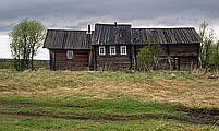 Дом в Сырье. Фото С. Тюкиной