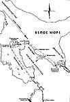 Карта путешествия митрополита Никона с отрядом