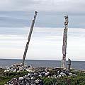 Илл. 10. Кресты № 6 (слева),7 (справа) и 8 (справа внизу)