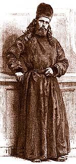 Капитан парохода «Вера» о. Иоанн (Падорин)