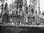 Медвежьегорская здравница. Фото 1927 г.